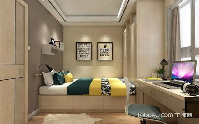 10平米小房间装修案例三