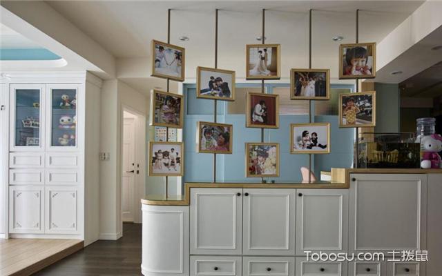 家居照片墙设计