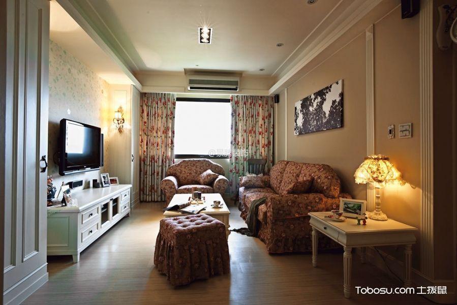 小户型客厅家具摆设