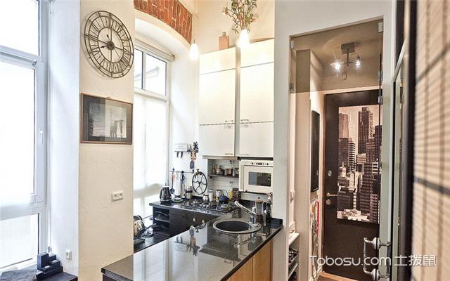 厨房生活阳台设计