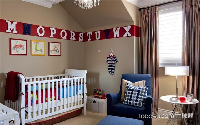 儿童房间装修设计案例