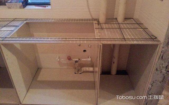 厨房灶台怎么做尺寸
