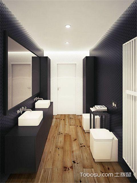 北京loft户型卧室装修