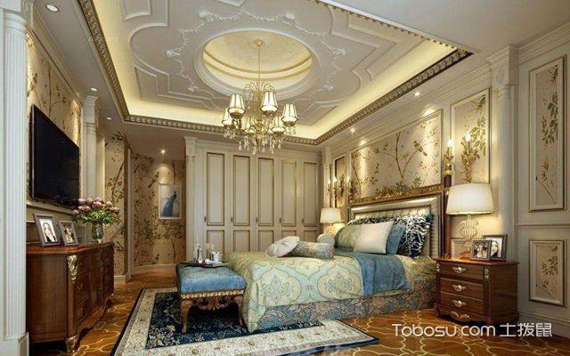 房间顶部设计
