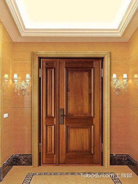 防盗门尺寸标准