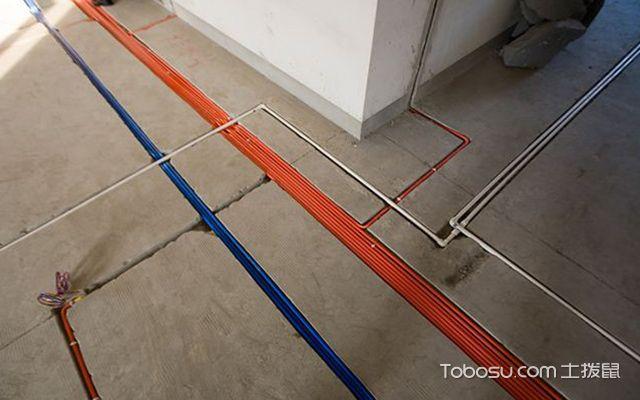 90平米水电装修报价图1