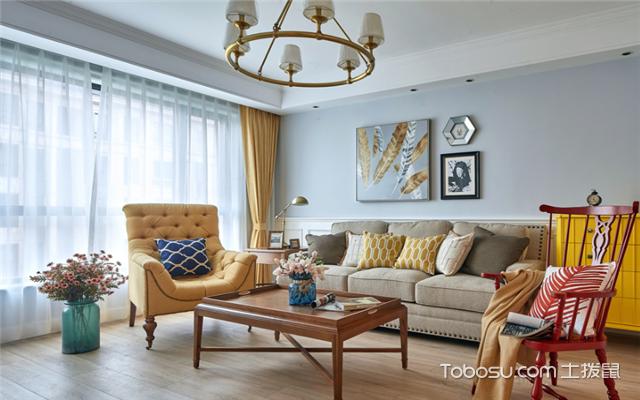 客厅沙发颜色搭配图片