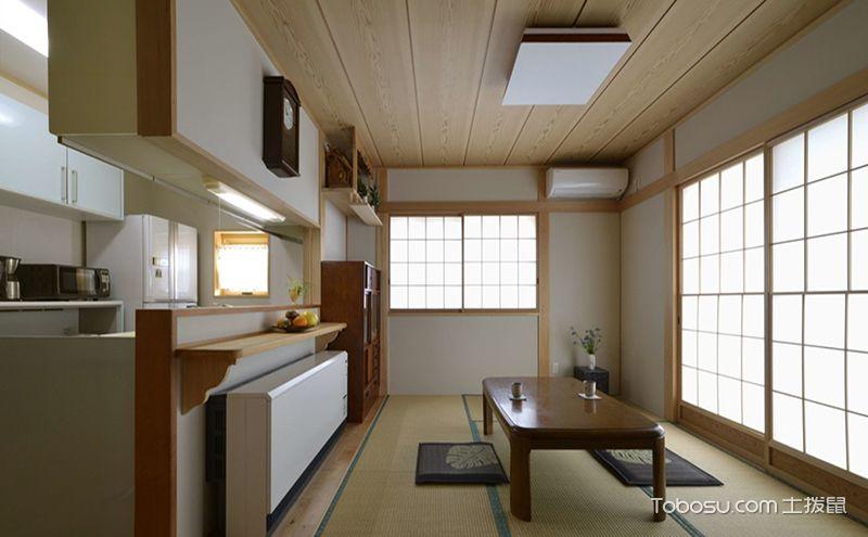 日式餐厅装修案例,禅意境界里享用美食的时刻