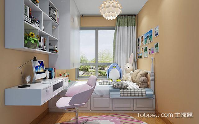 合肥装修榻榻米卧室多少钱图4