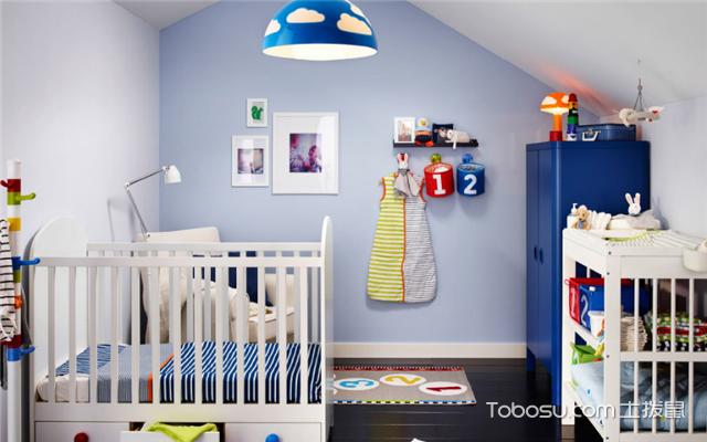 宝宝房间装修图