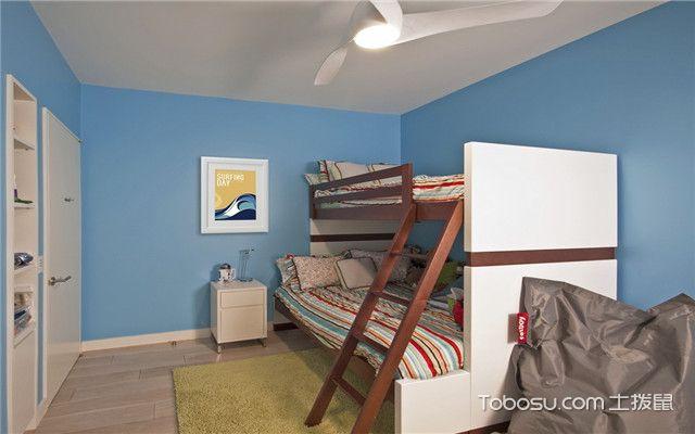 小户型墙面颜色选择