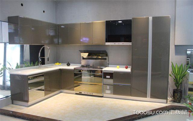 开放式厨房装修风水
