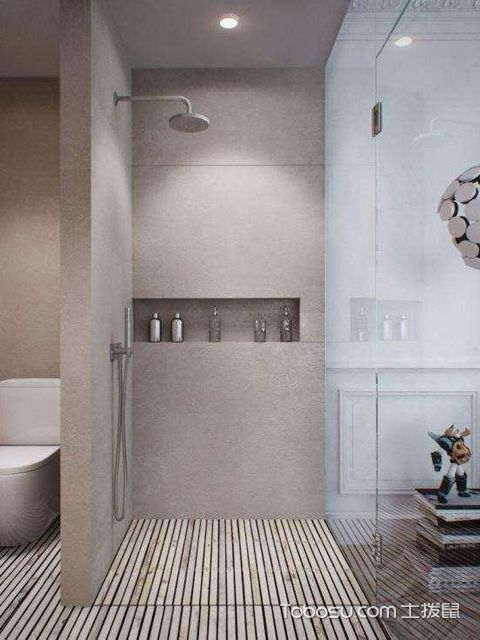 卫生间壁龛设计