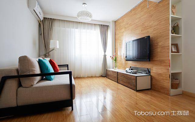 日式装饰风格客厅