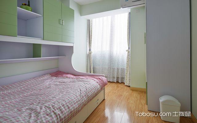 日式装饰风格卧室