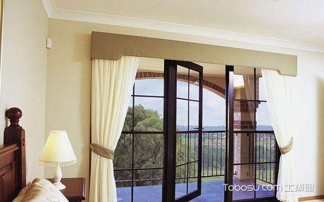 窗帘盒和窗帘杆哪个好图1