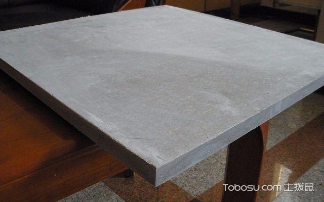 什么是纤维水泥板特点