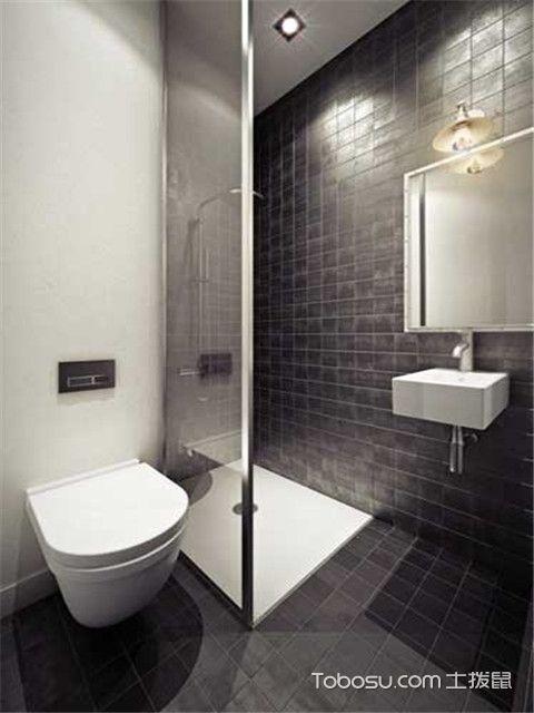 33平米小户型卫生间装修