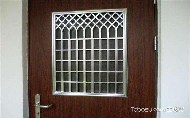 防盗门透风窗优坏处有哪些?防盗门加透风窗安宁吗?