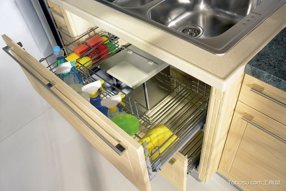 橱柜里柜清洁_土拨鼠装修经验