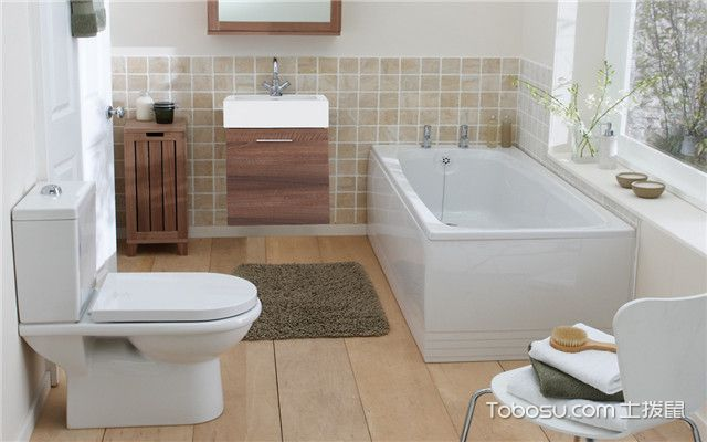 小户型浴室防滑垫