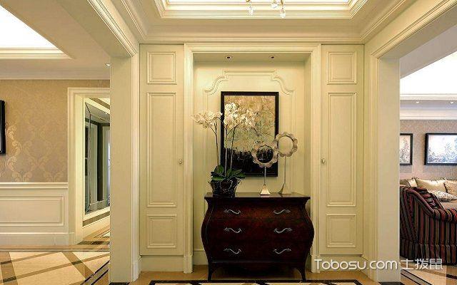 门厅和玄关的区别半隔断