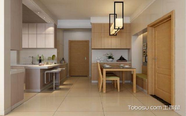 37平米小户型装修厨房