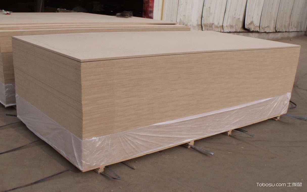 密度板特点及用途