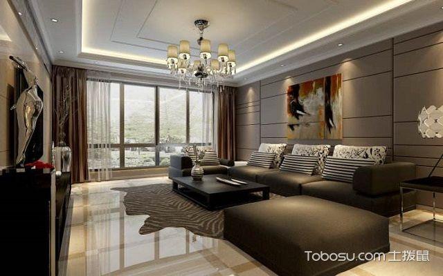 140平米房子装修样板