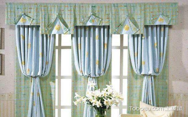 布艺窗帘选购和清洗保养攻略
