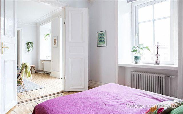南京90平米旧房卧室装修