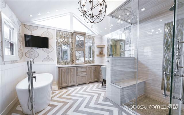 小户型浴室改造方案