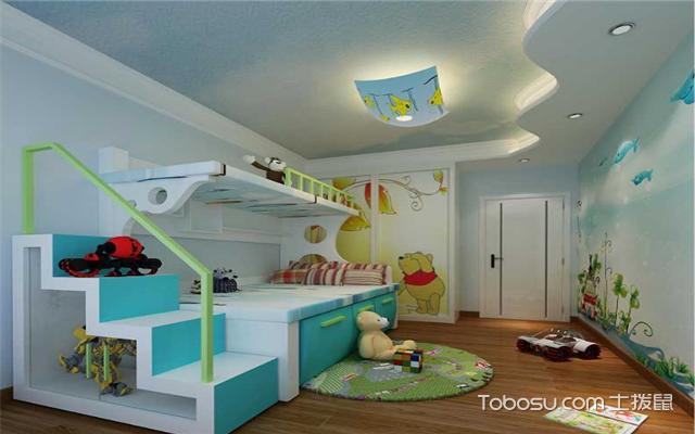 7平方小户型儿童房