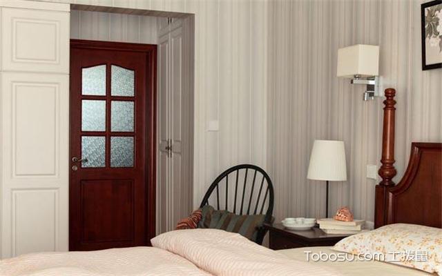 卧室门装修风水与禁忌