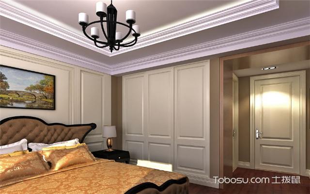 美式风格卧室门装修风水与禁忌