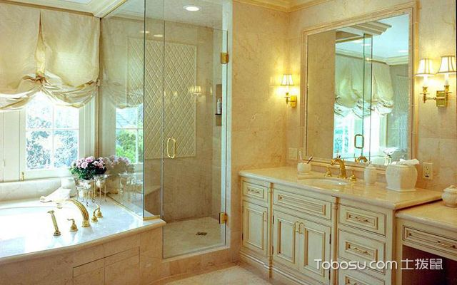 卫浴间的装修知识