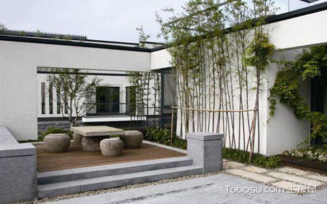 家装小庭院设计