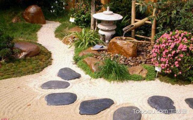 家装小庭院设计图