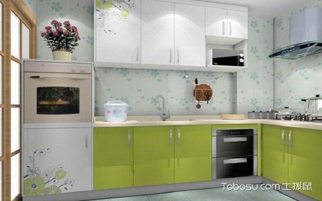 简单小户型厨房装修图
