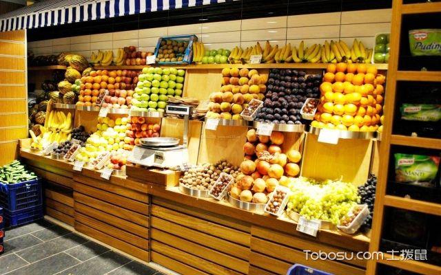 水果店的装修风格,如何装修