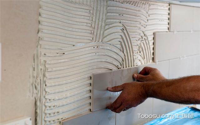 瓷砖粘合剂有效果吗