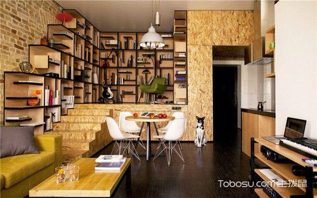 小户型空间客厅创意设计