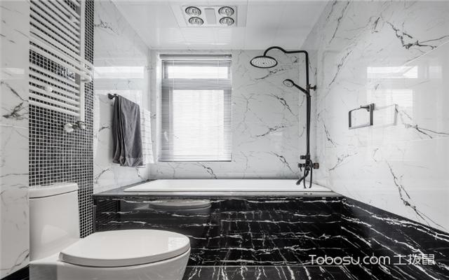2018年小户型卫浴简单装修图片