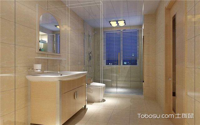 浴帘与玻璃隔断选择