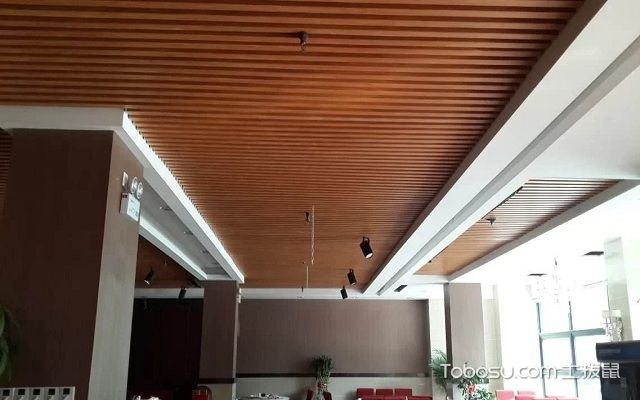 生态木吊顶安装方法龙骨