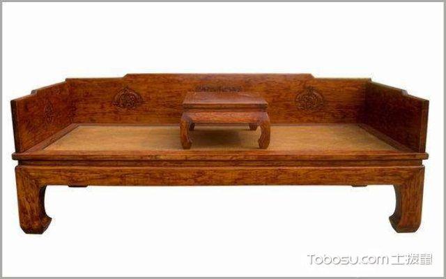 罗汉床标准尺寸图片