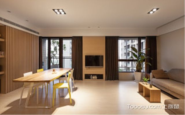 上海65平米房装修