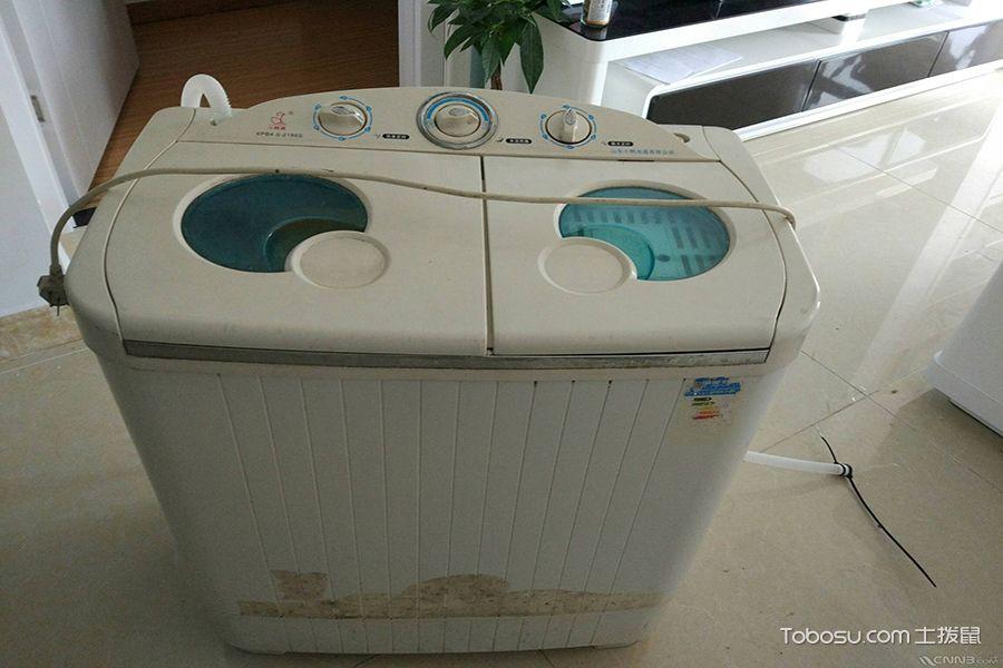 小鸭洗衣机