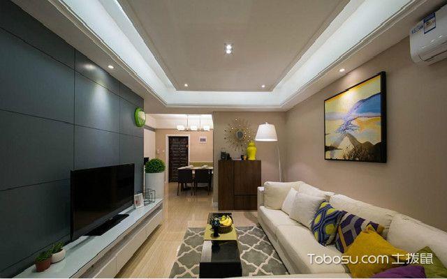 北京地区65平方米装修案例