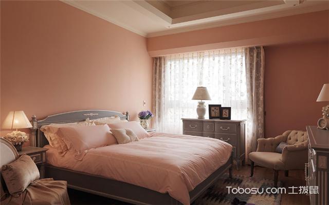 美式女生卧室装修图片